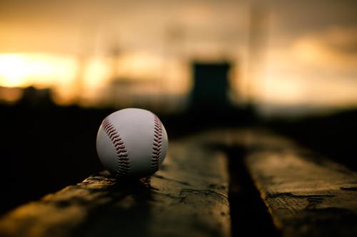 野球に明けくれた少年時代